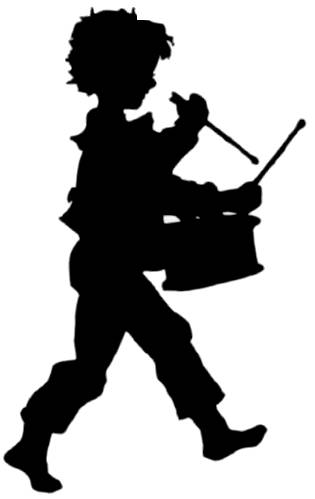Marching to a different drummer